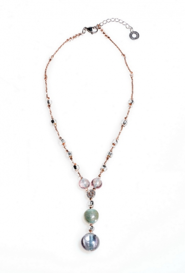 NECKLACE REDENTORE 5 BASIC