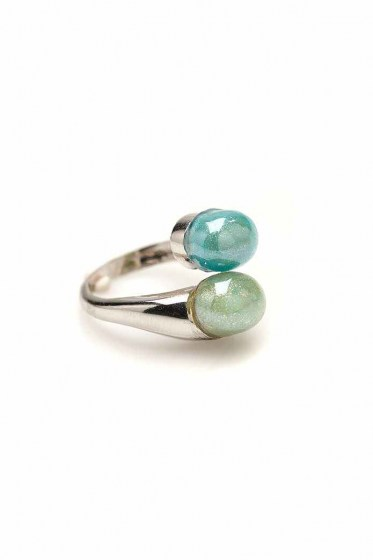 Silver Kenzia Ring