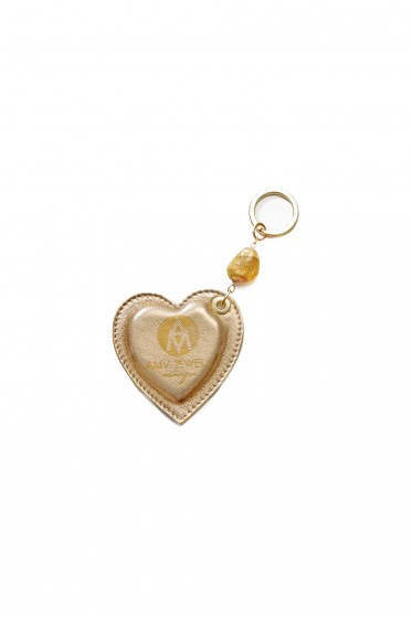 KEY RINGS EMILIE COL. GOLD