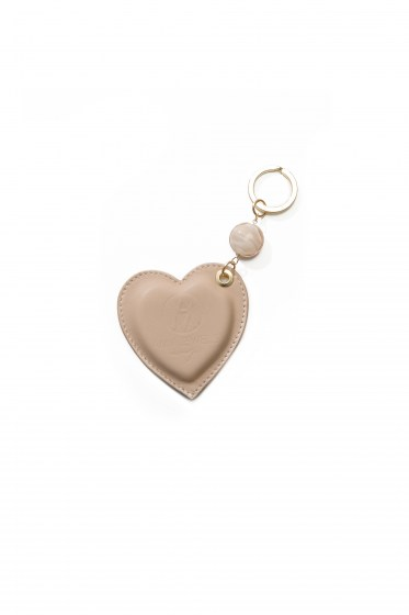 KEY RINGS EMILIE COL. NUDE