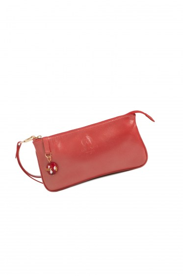 PURSE SELINE COL. RED