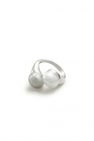 RING CAMILLE COL. GREY