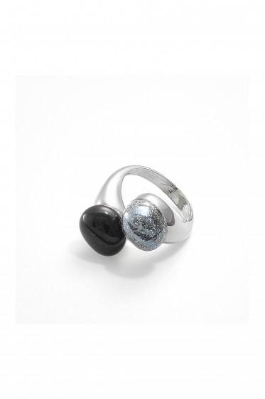 RING CAMILLE COL. BLACK