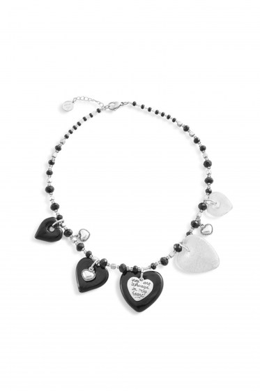 NECKLACE AMOUR CHOCKER TOP  (47-51cm)
