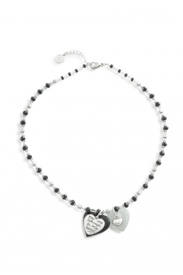 NECKLACE AMOUR CHOCKER    (48,5-52,5cm)