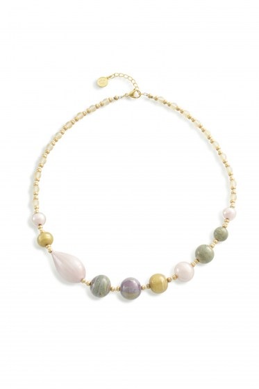 NECKLACE MARGOT CHOCKER TOP    (56-60,5cm)