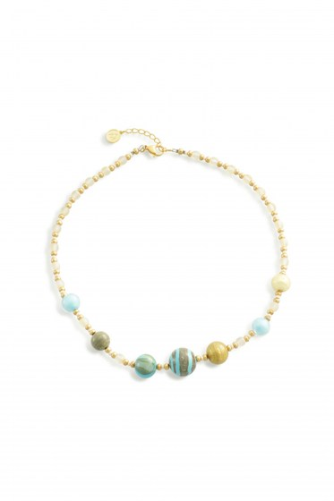 NECKLACE MARGOT CHOCKER   (48,5-52,5cm)