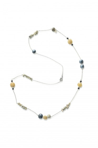 NECKLACE SAUVAGE LONG     (118cm)