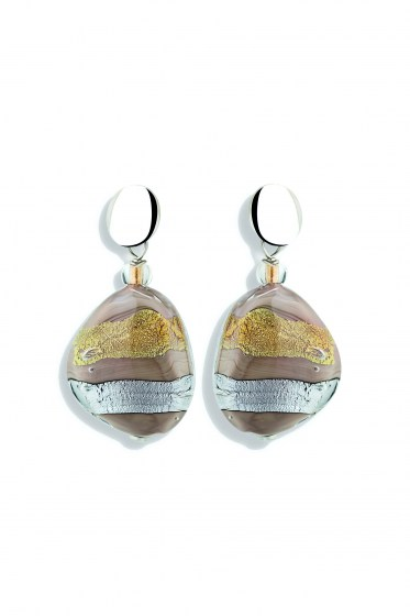 EARRINGS MORETTA DANGLING P