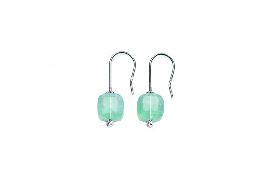 EARRINGS FLORINDA STERLING SILVER