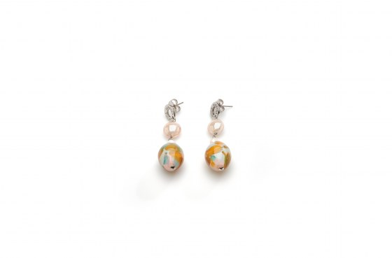 EARRINGS FENICE T TOP