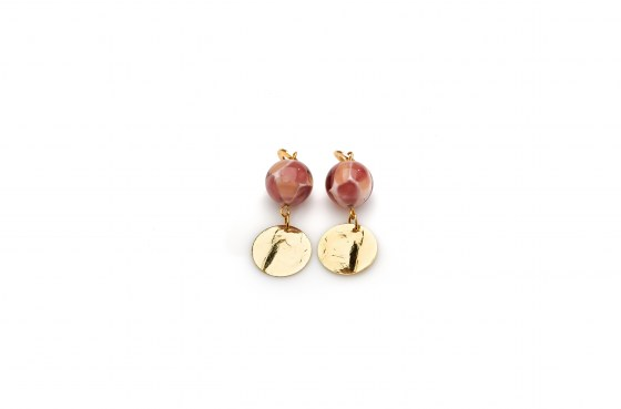 EARRINGS ROSSINI T TOP