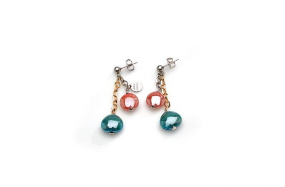 EARRINGS AVOGARIA D DOUBLE